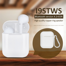 New i9s TWS Wireless mini Bluetooth Earbuds Wireless Headsets headphones earphone with mic Double earpiece For Iphone