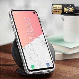Image 4 - For Samsung S10e Case 5.8 inch i Blason Cosmo Lite Stylish Premium Hybrid Slim TPU Bumper Marble Cover with Camera Protection