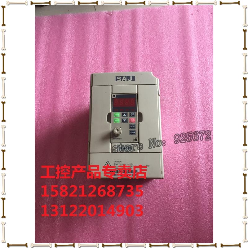 Tee c frequency converter SAJ 1.5 KW 380 v - 8000 - M series V1R5M3 physical figure had been test package in the inverter e vfd022e21a photo 2 2 kw 220 v has been test package is good