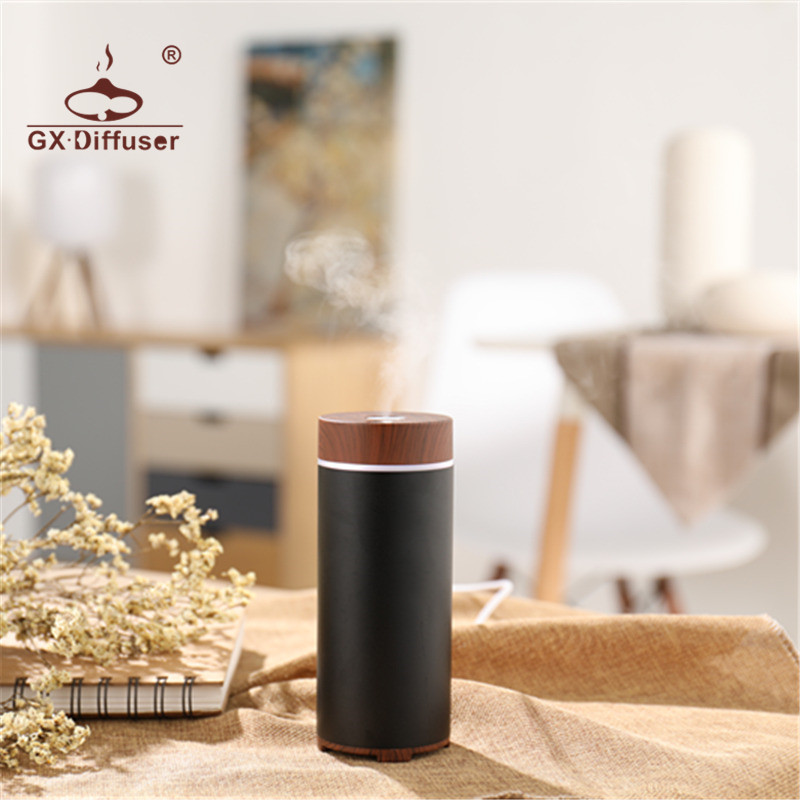 GX Diffuser 150ML Aroma Portable Mini USB Car Aromatherapy Humidifier Air Fresher Purifier Aroma Diffuser Mist Forgger in Humidifiers from Home Appliances
