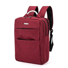 купить Oxford bags Men's Backpack Bag 14 Inch Laptop Notebook Mochila for Men Waterproof Back Pack school backpack bag   LJ-917 дешево