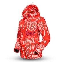 Winter Ski Jacket Women Warm Waterproof Snow Clothes Women Windproof Snowboard Outdoor Sport Clothes Skiing Coat