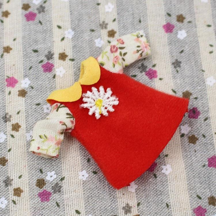 Petite Blythe Doll Dress 5