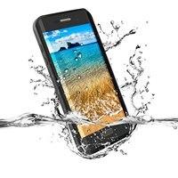 Samsung S7 S7 Krawędzi Wodoodporna Obudowa dla Coque Etui Back Cover Galaxy Funda dla Samsung S7 S7 360 Ochrony Krawędzi Pływanie Telefon przypadku