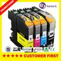 4XCompatible For Brother LC223 Ink Cartridge For Brother MFC-J5620DW J4620DW J4625DW EU Market