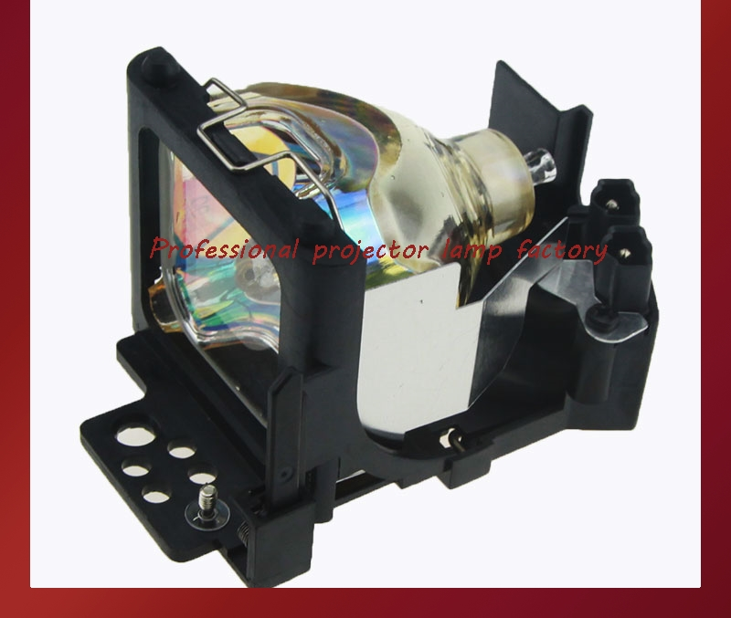 Replacement Projector Lamp with Housing  DT00461 for HITACHI CP-HX1080 / CP-HS1090 / CP-X275 / CP-X275W / CP-X275WA / CP-X275WT dt01151 projector lamp with housing for hitachi cp rx79 ed x26 cp rx82 cp rx93 projectors