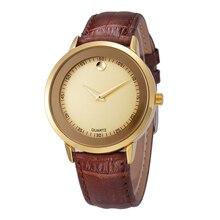 2016 Moda Casual Para Hombre Relojes Top BELBI Marca de Lujo de Alta Calidad de Cuero Impermeable Relojes de pulsera de Cuarzo Para Los Hombres Uhren Herren