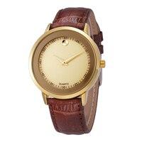 2016 BELBI Luxury Brand Men Casual Watches Quartz Clock Men Sport Watches Men S Leather Waterproof