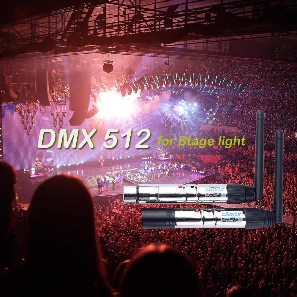 DMX512 անլար ստացողի LED աստիճանի - Լուսավորության պարագաներ - Լուսանկար 6