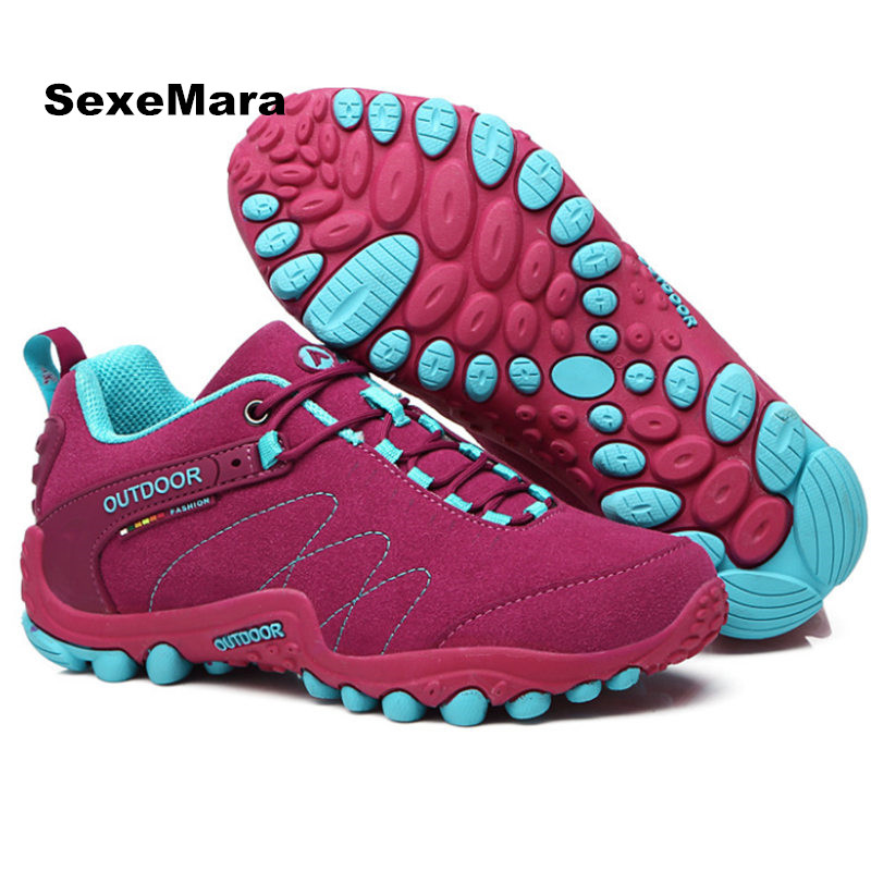 Sneakers women Outdoor men Sports Unisex Running shoes for women non-slip trainers Off-road Jogging Trainers Walking size 35-44 2017brand sport mesh men running shoes athletic sneakers air breath increased within zapatillas deportivas trainers couple shoes