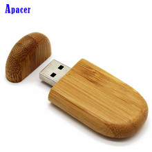 Apacer USB flash drive 4gb 8gb 16gb 32gb pen drives Maple wood Packing box