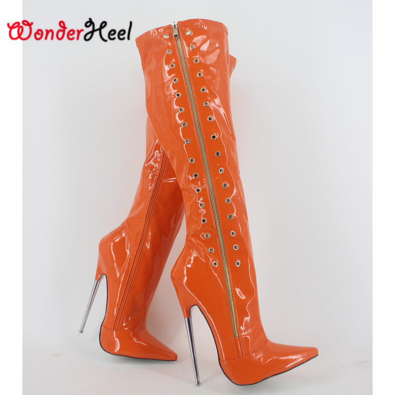 New metal extreme heel sandals 10