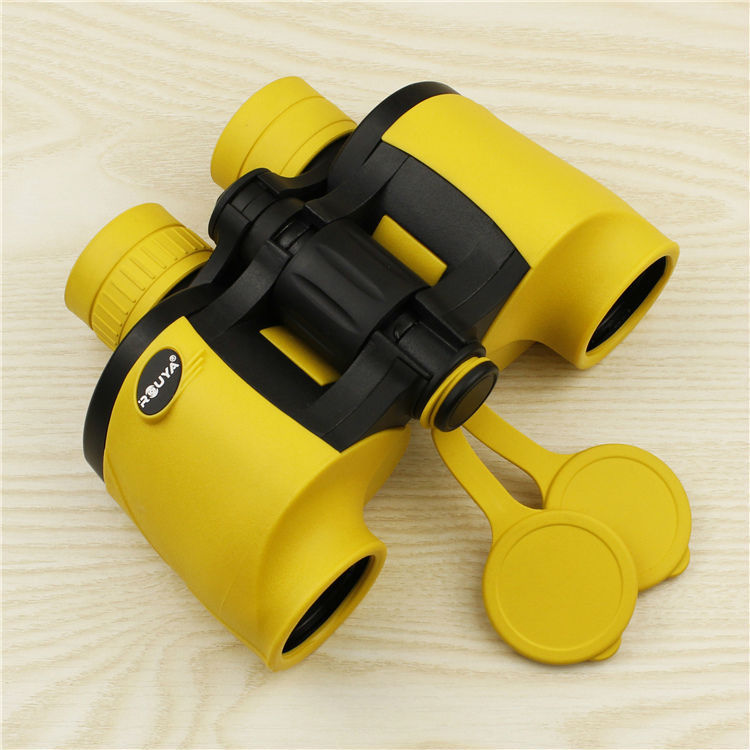 High powered waterproof portable font b binocular b font outdoor sports optics 7x35 compact Russian military