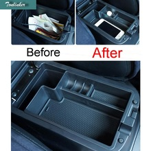 Tonlinker 1 шт. ABS центральный коробка для хранения подлокотник Broadhurst переделать ящик для хранения автомобиля перчаток чехол для Mitsubishi ASX 2013-15