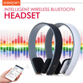 Zeepin BQ-618 Wireless Bluetooth V4.1+EDR Headset headphone Support Handsfree with Intelligent Voice Navigation for phone Tablet