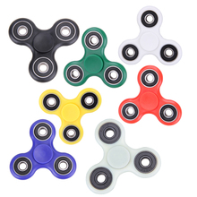 Creative Hand font b Spinner b font for Fidgety Hands Autism and ADHD Sufferer Tri font