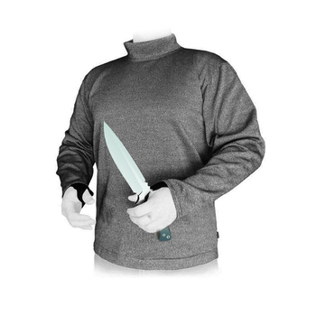 Stab-resistant Tops Anti-Cut Working Clothes Tear Resistance 5 Level Cut Prevention Safety Clothes Wear Resistant Safety Protect