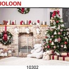 SJOLOON Рождественская фотография-фон ребенок и семья фотофоны вечерние фон фотостудия виниловая опора