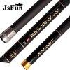 JSFUN Telescopic Carbon Fiber Fishing Rod 8M 9M 10M 11M 12M Long Taiwan Fishing Rod Pole