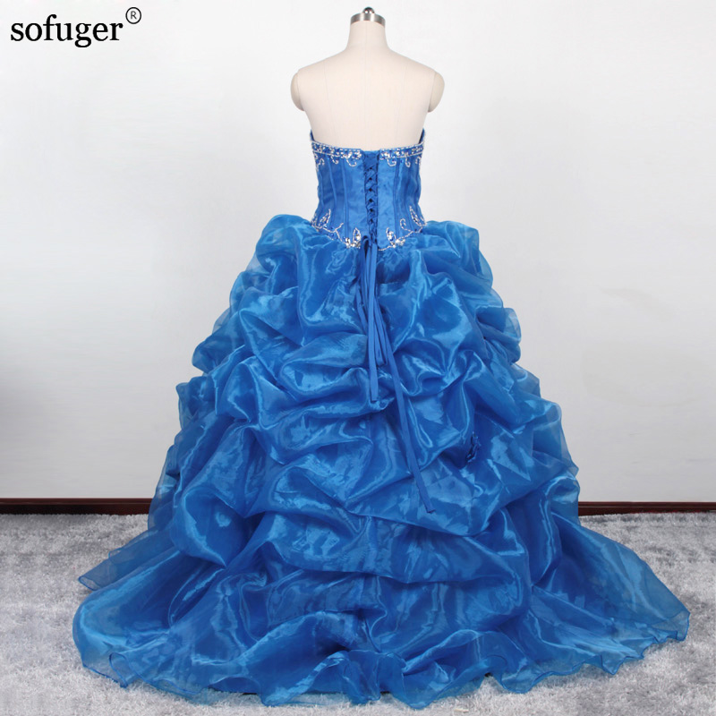 Turquoise Quinceanera Dresses 2018 Masquerade Ball Dresses With ...