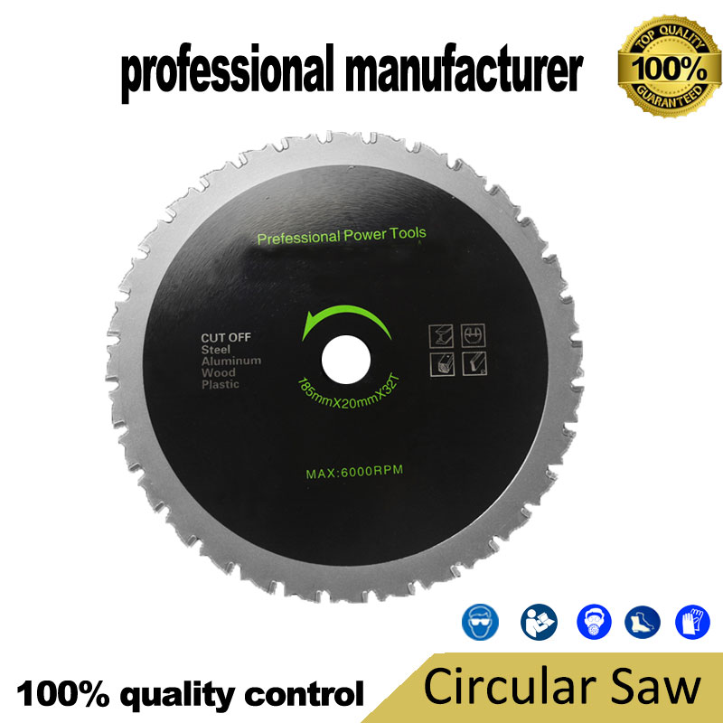 Metal Saw Plastic Saw Al-alloy Cutting Saw Blade For Wood Metal Steel Al-alloy Cutting At Good Price And Fast Delivery