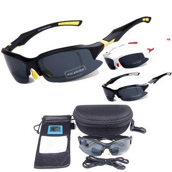 246d8176ef Gafas de sol polarizadas para hombre 2018 gafas de sol para deportes al  aire libre gafas de pesca