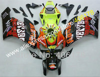 Motorbike Aftermarket Fairing kit For CBR1000RR 2004 2005 CBR 1000RR 04 05 Decal Motorcycle Fairings (Injection molding)