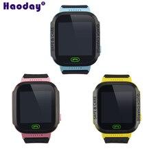 Умные детские часы GSM GPRS детские наручные часы Y21S г 2 г GSM трекер без gps-модуля анти-потерянный Мультифункциональный трекер для часов 3 цвета