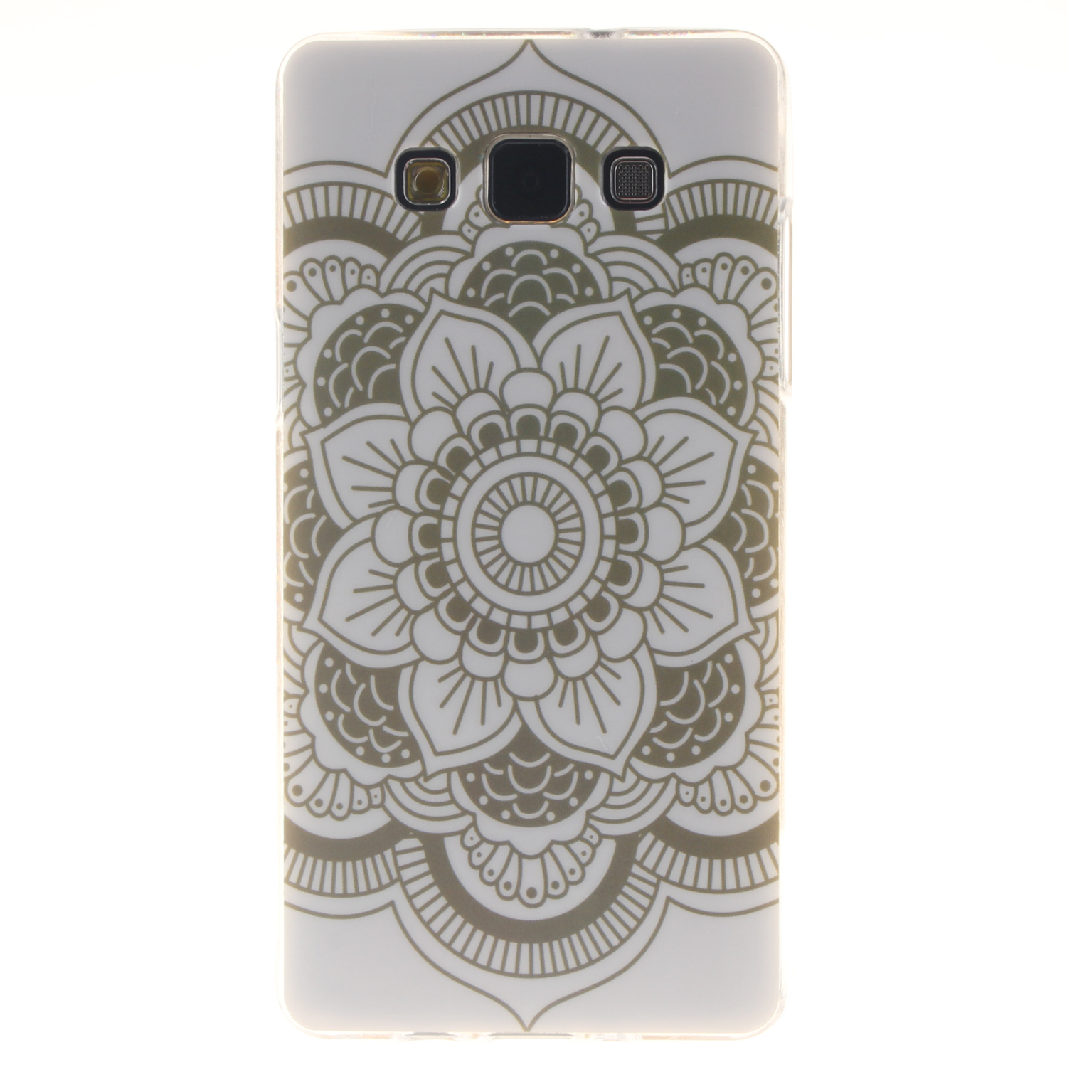 Beauty Diverse Pattern Anti-proof Soft TPU Phone Case For Samsung Galaxy A3 2016 A5 2016 Cases A3 A5 2015 Silicon Case Cover