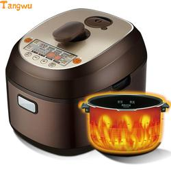 Free shipping Intelligent electric  5L non stick Electric Pressure Cookers
