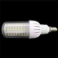4 x 108 SMD 3528 LED E14 Corn Light Bulbs Warm White Super Deal! Inventory Clearance