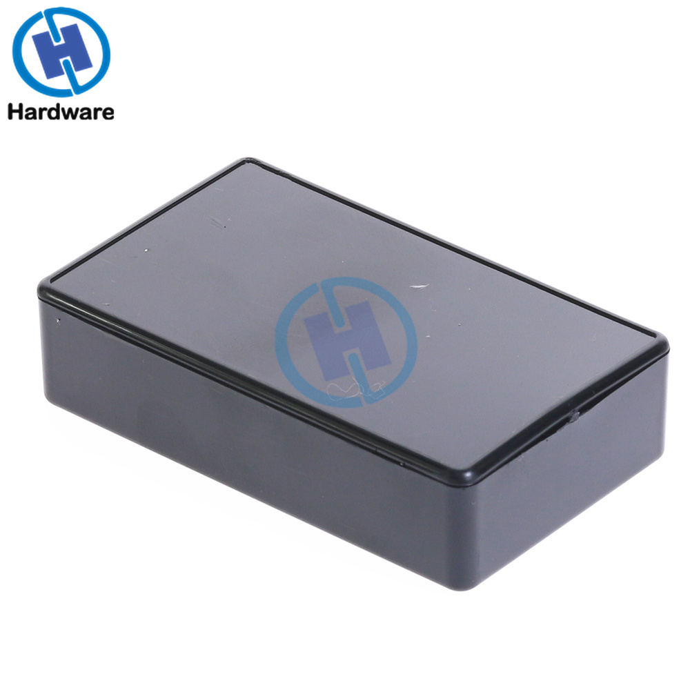 New ABS DIY Plastic Electronic Project Box Enclosure Instrument 100x60x25mm