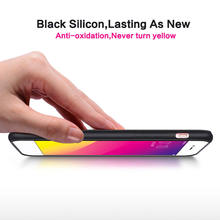 One piece TPU Soft Silicone Case For iPhone