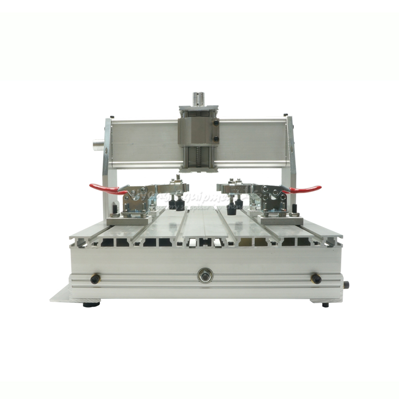 CNC Router 3040 Z-DQ  CNC Frame Of CNC Engraving Machine with ball screw cnc 6040z diy cnc frame lathe kit of milling engraving machine with ball screw free tax to eu