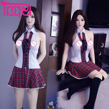 Японский 165 см силиконовые секс куклы реалистичные реалистичные женский полный большой грудь ass вагина love doll для женщин сексуальной куклы(China (Mainland))