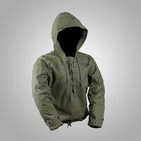 USN Wet Weather Parka Navy WW2 Deck Suit Military Mens Hood Cotton Jackets Vintage Coat For Men