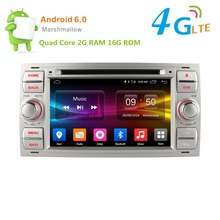 Android 6.0 Quad Core Car DVD player GPS for Focus /Focus II / Galaxy C-MAX / S-Max / Connect Fiesta / Transit / Fusion / Kuga