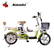 SONGI Electric Vehicle 48V Adult Electric Car Lithium Battery Electric Bicycle for men and wowen TDR275Z-48V