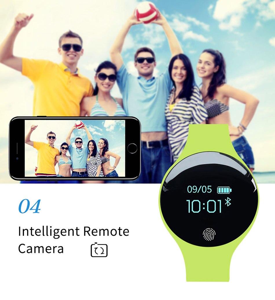 SANDA Bluetooth Smart Watch Men Women inteligente Sport Digital Clock For IOS Android Pedometer Fitness Smartwatch For iPhone 21