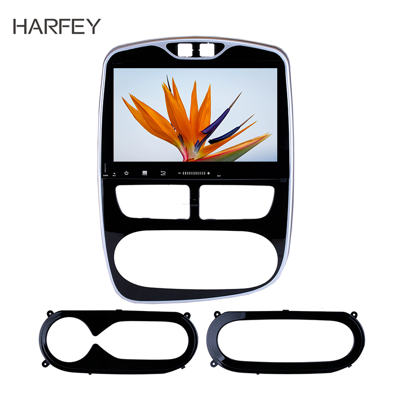 Harfey 10 1 Inch Android 9 0 GPS Navi HD Touchscreen Auto stereo Bluetooth for Renault