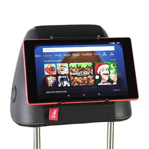 Image 3 - Reyann Kindle Fire Car Headrest Mount Holder for Kindle Fire Tablets (Fire 7, HD 8, HD 10 with / without case) Free Shipping!