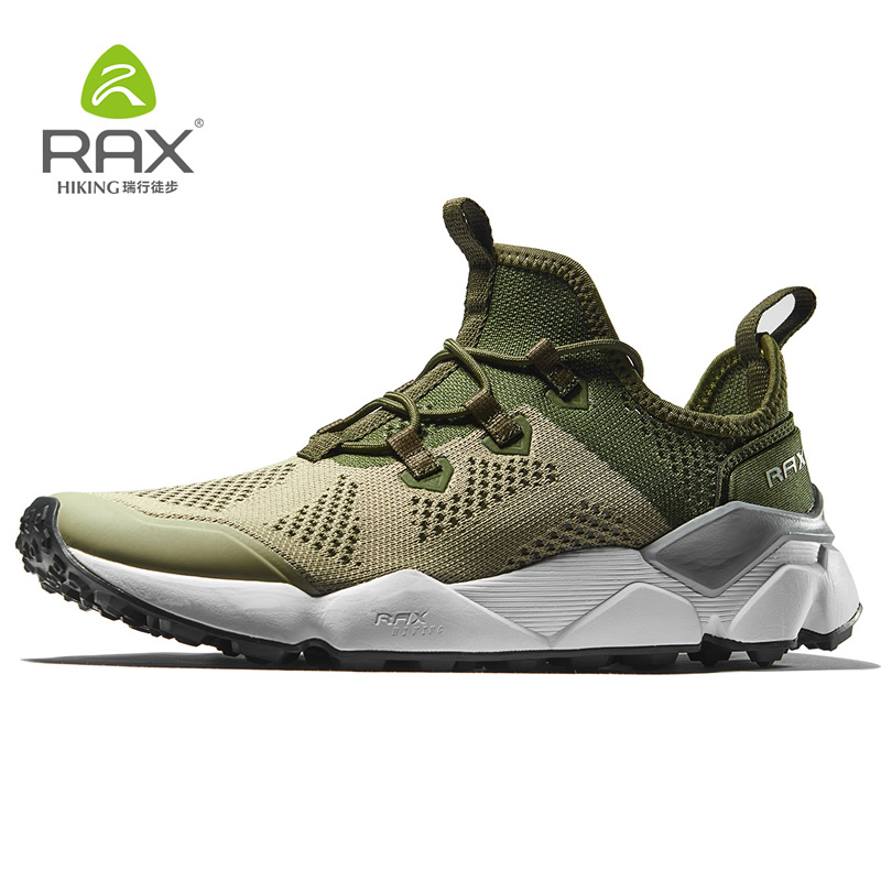 Rax 2018 Men Running Shoes Breathable Running Sneakers Athletic Jogging Sneakers Men Women Trainers Air Mesh Sports Sneakers Man цена