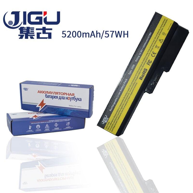 JIGU batería para portátil IBM Lenovo 3000 G455 para Lenovo N500 G550 IdeaPad G430 V460 Z360 B460 V460D L08S6Y02 L08S6D02 l08S6C02