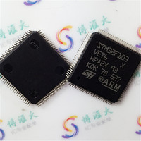 STM32F103VET6 LQFP100 Original authent and new Free Shipping