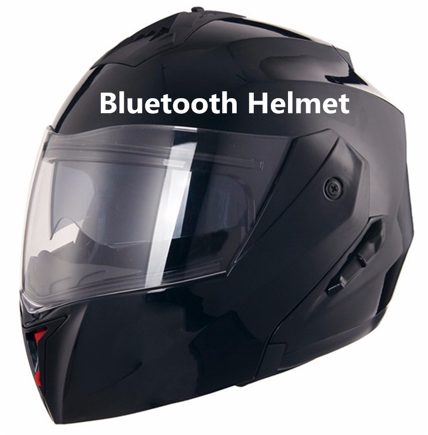 Chinese-made-DOT-certified-double-visor-modular