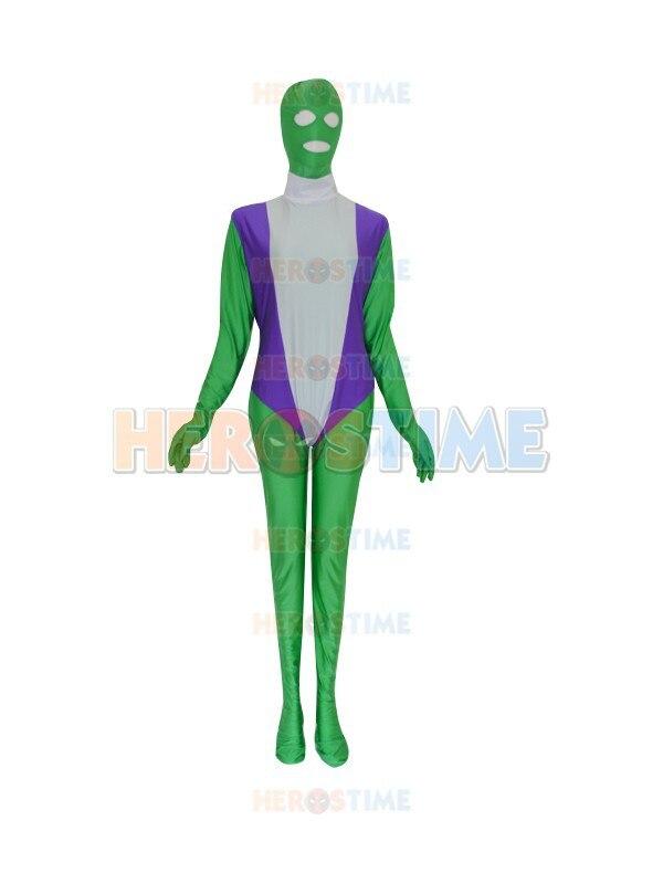 New Style Female She-hulk Superhero Costume Halloween Cosplay Spandex Superhero Costume Adult The most popular zentai suit
