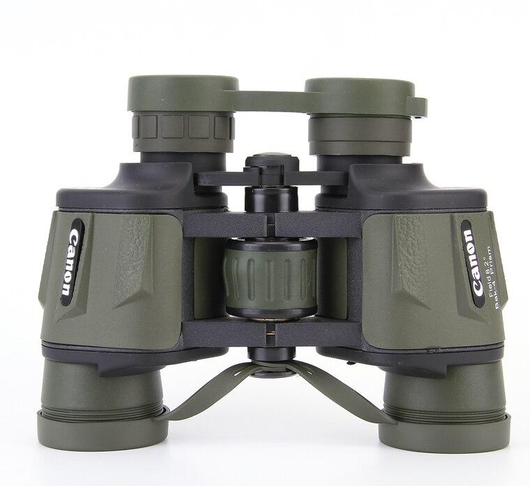 High times fmc canon 8x40 hd impermeable telescopio prismáticos caza del telesco