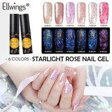 Fashion Nail Polish Non-toxic Long Lasting Semi-permanent Fluorescence Gel