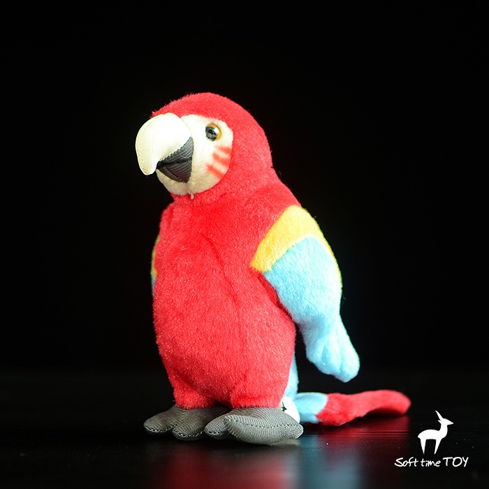 Small Toy Parrots : Popular plush parrot buy cheap lots from