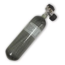 AC121721 2.17L CE Pcp Air Tank Paintball Mini Scuba Diving Cylinder Compressed Valve 4500Psi Acecare